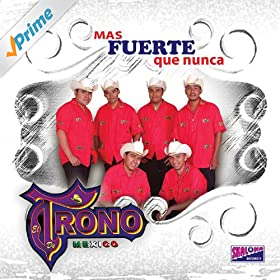 Amazon.com: Silueta De Cristal: El Trono de Mexico: MP3