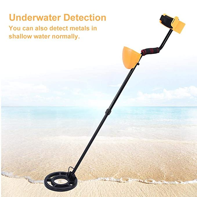 Amazon.com: Acogedor Handheld Metal Detector, Deep Sensitive Metal Detector with LCD Display, Distinctive Audio Prompt, Waterproof Dial: Electronics
