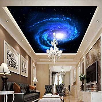 Rureng Fototapete Romantische Dream Star Whirlpool ...