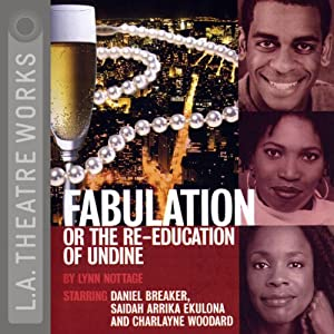 Fabulation or The Re-education of Undine Performance