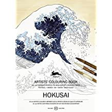 Artists Colouring Bks Hokusai