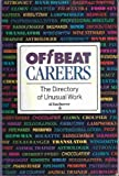 Offbeat Careers, Allen P. Sacharov, 0898152402
