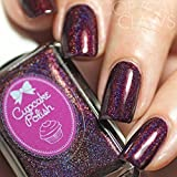 Blood Hound - holographic nail polish by Cupcake Polish