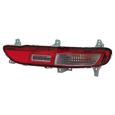 TYC 17-5729-00 Reflex Reflector: Automotive
