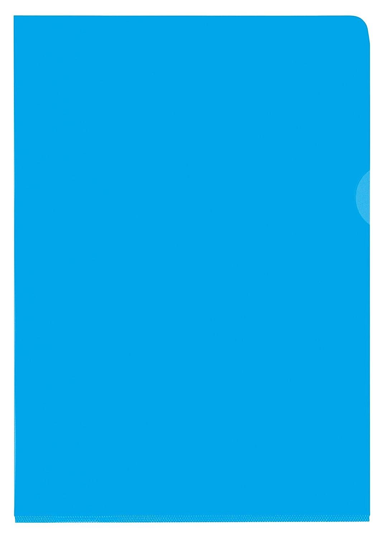 Elba Camisa protectora A4 color morado para DIN A4