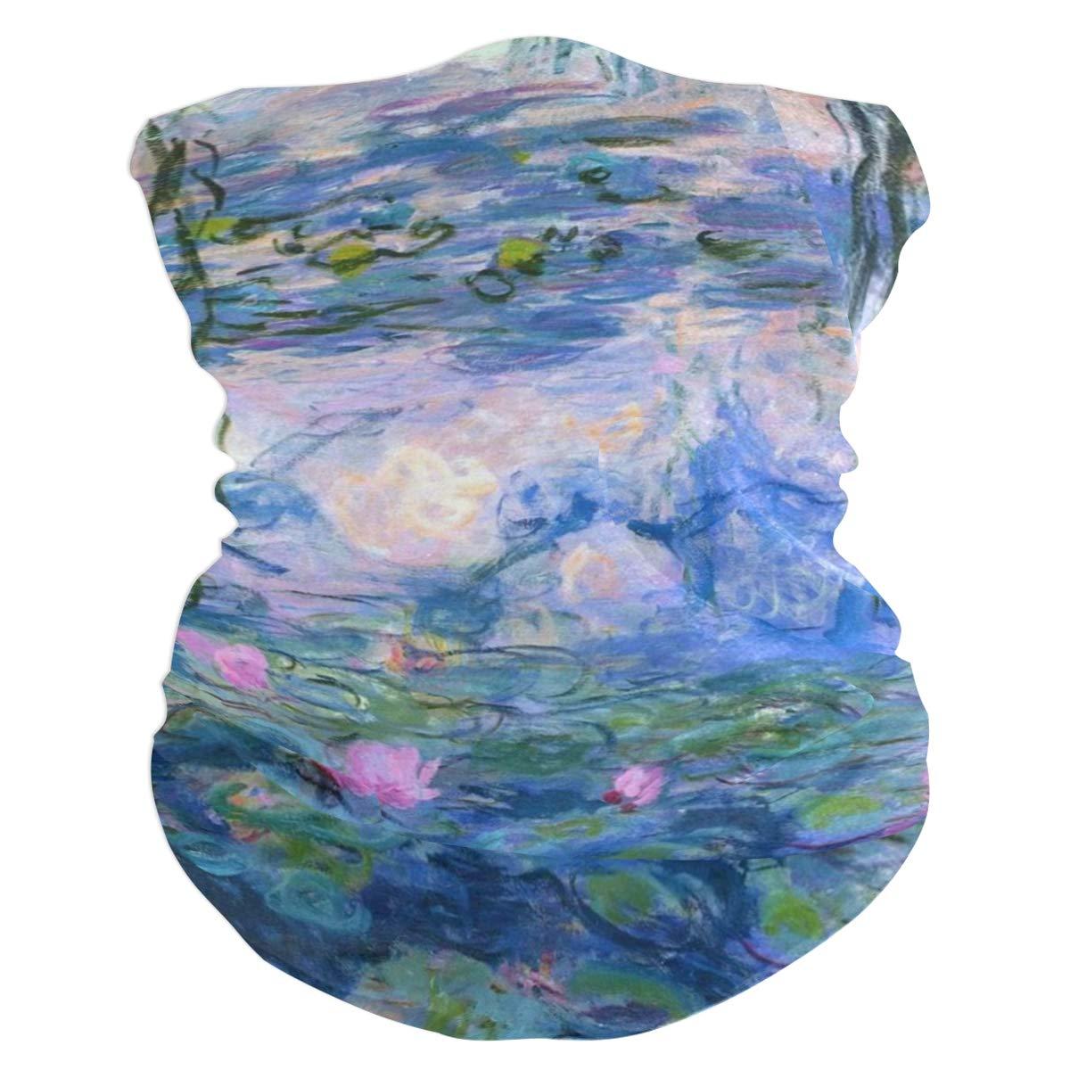 SLHFPX Monet Claude Water...
