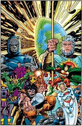Book Tales of the New Gods by Frank Miller (2008-01-23)