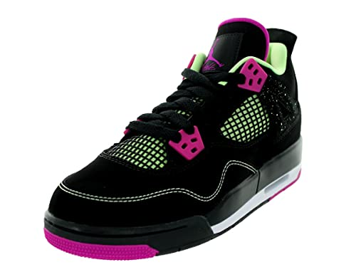 best service 24e26 5ba68 Nike Air Jordan 4 Retro 30th GG, Zapatillas de Running para Niñas:  Amazon.es: Zapatos y complementos