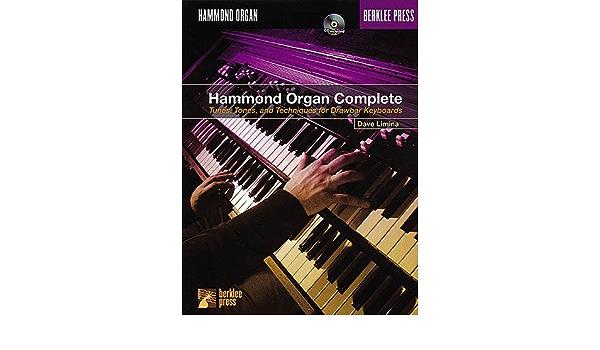 Hammond Organ Complete. Partituras para Órgano: Amazon.es ...