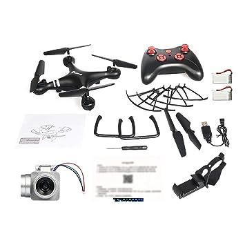Funnyrunstore LF608 RC Drone Gran Angular Selfie Drone Quadcopter ...