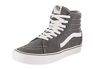 0d6e789f71 Vans Sk8-Hi Lite (Suede Canvas) Mens Skateboarding-Shoes VN-