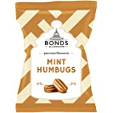Bonds Of London English Mint Humbugs Imported From The UK England The Very Best Of British Mint Hamburgs British Candy Sweets