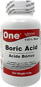 Boric Acid Granular Powder (4 oz)
