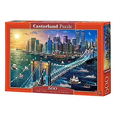 Castorland B-52646New York Pont de Brooklyn Puzzle