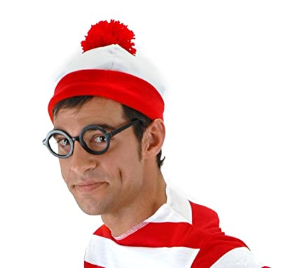 How To Make A Waldo Hat