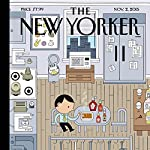 The New Yorker, November 2nd 2015 (Dana Goodyear, Lauren Collins, Nicola Twilley) | Dana Goodyear,Lauren Collins,Nicola Twilley