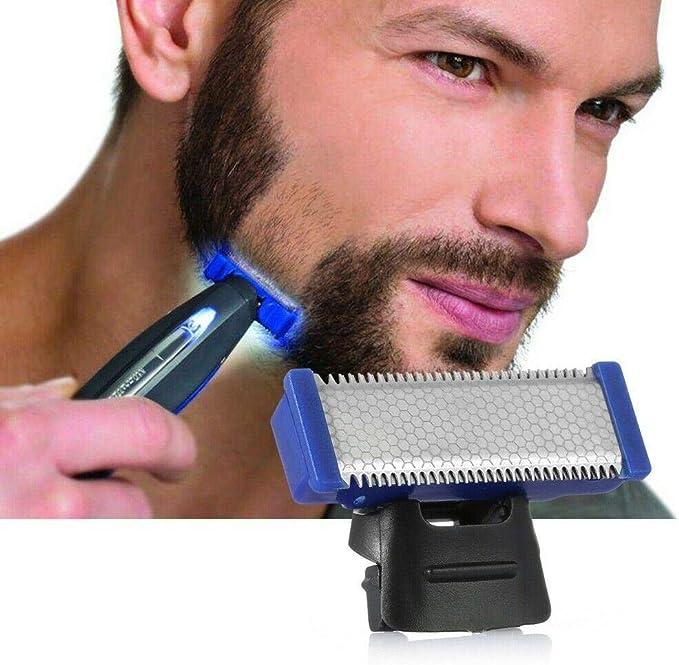 Microtouch Solo - Cabezal de afeitadora reemplazable Microtouch ...