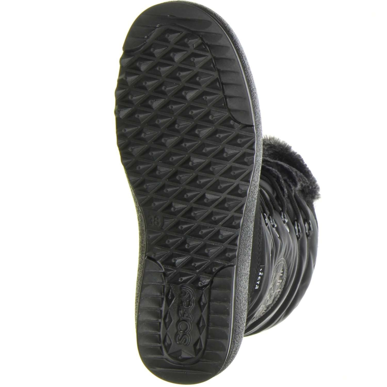 Vista Damen Winterstiefel SnowStiefel schwarz, Größe 36, Farbe Schwarz Schwarz Schwarz 4f229c