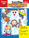 Everything Nursery Rhymes, The Mailbox Books Staff, 1562349325