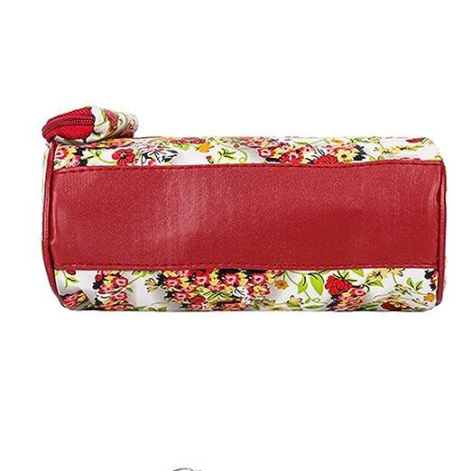 Bolso bordado bolso de las señoras del totalizador de la bolsa de hombro del bolso de las mujeres del nuevo producto 2018 ☚Longra