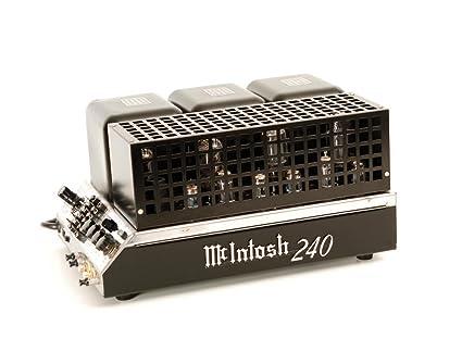 Mcintosh MC de 240 Amplificador