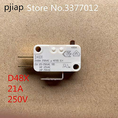 CHERRY cherry big micro switch D48X high current 21A250V water heater limit loci switch 21A 250V