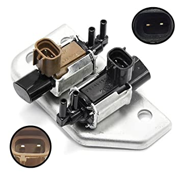 autohouse Válvula de solenoide de emisión Turbo Válvula del acelerador VGT mr577099: Amazon.es: Coche y moto