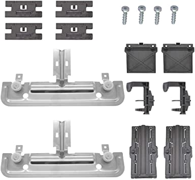 Amazon Com Ecumfy Upgraded W10712394 Dishwasher Metal Rack Adjuster Kit Compatible With Whirlpool Kitchenaid Dishwasher Replaces W10238418 W10253546 Ps10064063 Home Improvement,Whole House Interior Paint Color Schemes