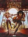 La Quête d'Ewilan (BD), tome 2 : Akiro par Lylian