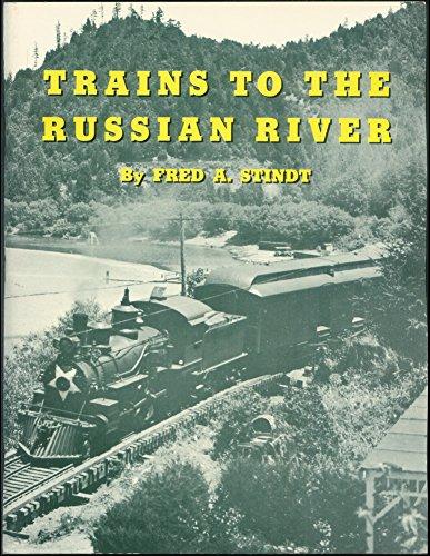 Pacific Northwestern Railroad (Trains to the Russian River)
