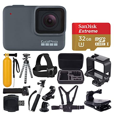 Amazon.com: GoPro HERO 7 - Cámara de acción digital ...