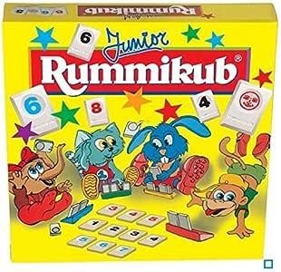 Parker, Junior Rummikub, Juego de Mesa [francés]: Amazon.es: Juguetes y juegos