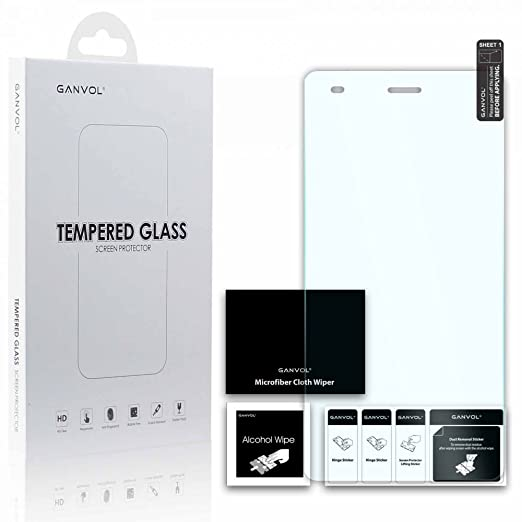 21 opinioni per Ganvol Huawei P8 Lite 2015 Vetro Temperato Pellicola Protettiva Ultraresistente