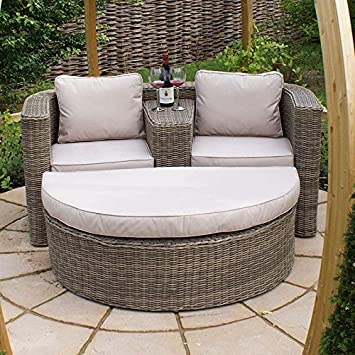 TODO tipo de clima de ratán Maze ratán Winchester muebles de jardín ...