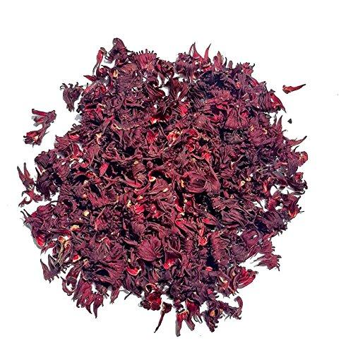 500 gram of Roselle herb juice drink tea Local Organic natural Red Sorrel Medicine