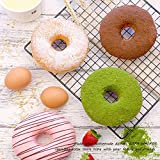 Mini Donut Pan& Bagel Pan,Suitable For Baking