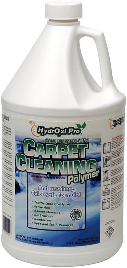 Hydroxi Pro Carpet Cleaning Polymer, 128oz