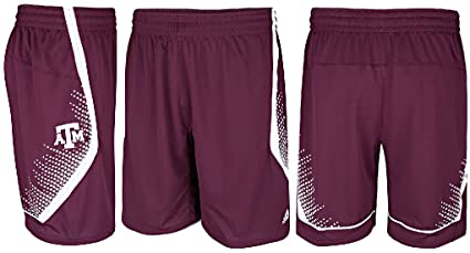 Texas A M Aggies Maroon Point Guard Replica Basketball Shorts by Adidas  (X-Large) b396f15ed346