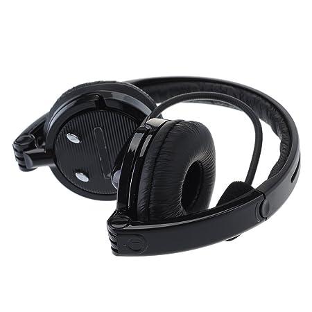 Inalámbrico Conductor de camión auricular Bluetooth con micrófono Boom - turnraise - Auricular de diadema plegable dos orejas Auriculares multipunto manos ...