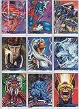 1995 Marvel Flair Annual Base Set of 150 Cards NM/M X-Men, Spider-Man -  Fleer
