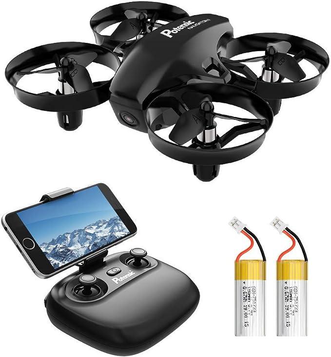 drones con cámara baratos para niños