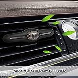 in car air freshener - Car Air Freshener, New Car Smell Air Freshener Auto Essential Oil Car Diffuser Purifier Odor Eliminator Scents Air Freshener Perfume Fragrance for Vent Clip 2 Scent Bars (Freshener)