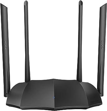 ZUEN Router WiFi AC8 AC1200M Inalámbrico Es Compatible con ...