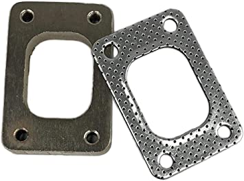 Universal Pressed Stainless Steel T2 T28 Manifold Turbo Gasket T25