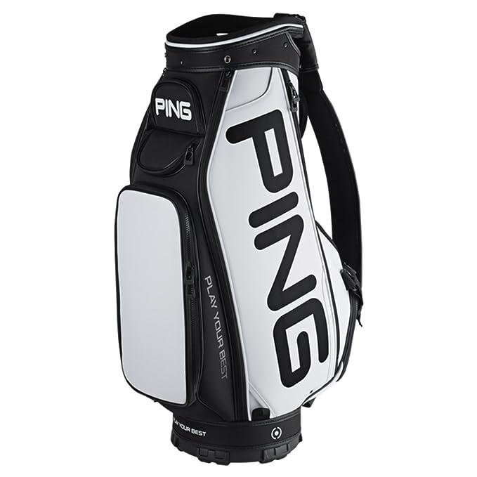 Amazon.com: Ping Golf Tour Staff Bolsa de los hombres, color ...