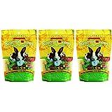 Sunseed Sunthing Special Animal Lovens Natural Treat Pretzel Sticks - Pack of 3, 3.5 Oz. Ea.
