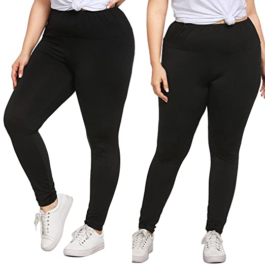 Amazon.com: Yoga Pants for Women Plus Size Print Yoga Pants ...