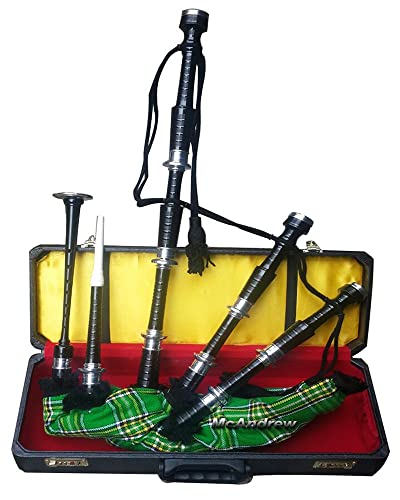 McAndrew Scottish Full Set of Bagpipes