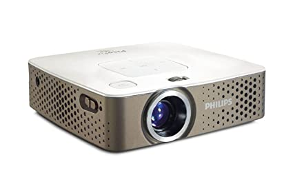 Philips PicoPix PPX3410/CN Video - Proyector (60 lúmenes ANSI, DLP ...