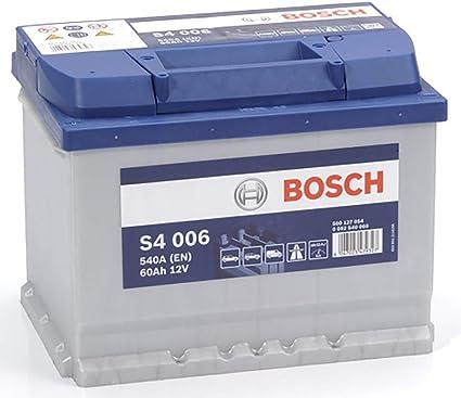 Bosch S4006 Batterie de Voiture  60A//h-540A